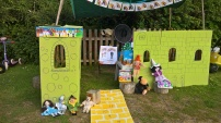 Wizard of Oz themed play