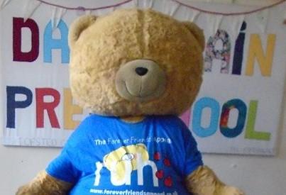RUH bear oct 17